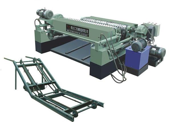 XQ1600型液压打圆机